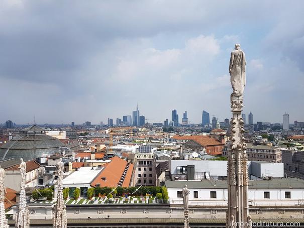 Salire Sul Duomo Di Milano Il Mondo Di Futura Blog Di Viaggi